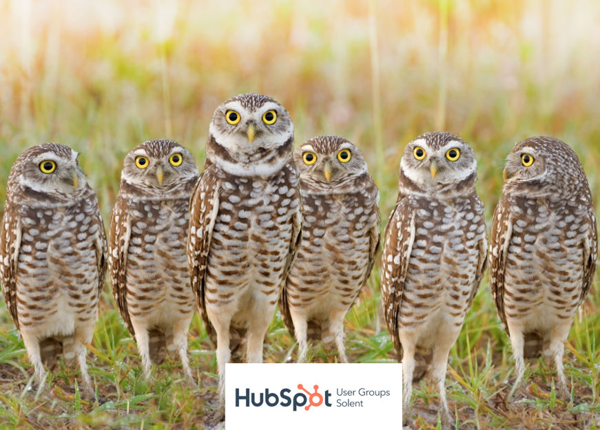 HEADS UP! 1st 2019 Solent HUG! FREE Inbound Marketing Insights!