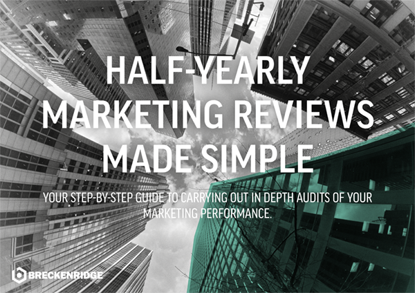 How to Conduct an Effective Marketing Review